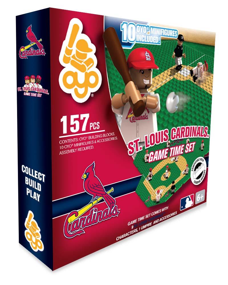 Oyo Sports St Louis Cardinals Field Sets