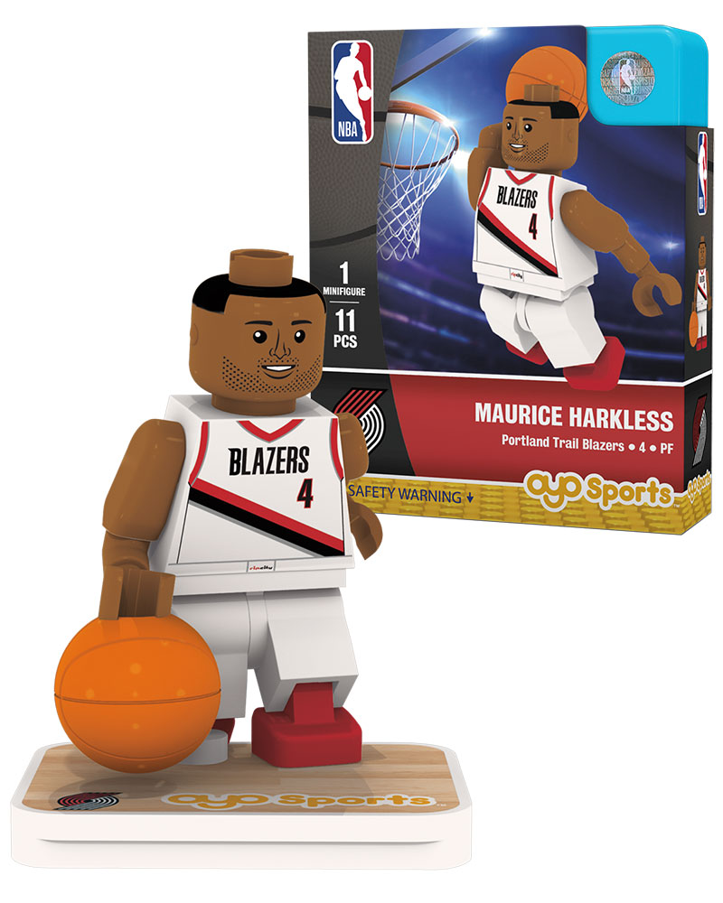 Maurice Harkless : Portland Trail Blazers