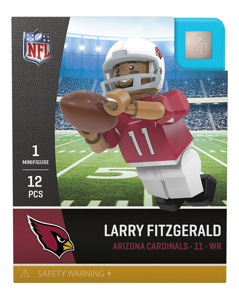 Larry Fitzgerald  Arizona Cardinals 318178112