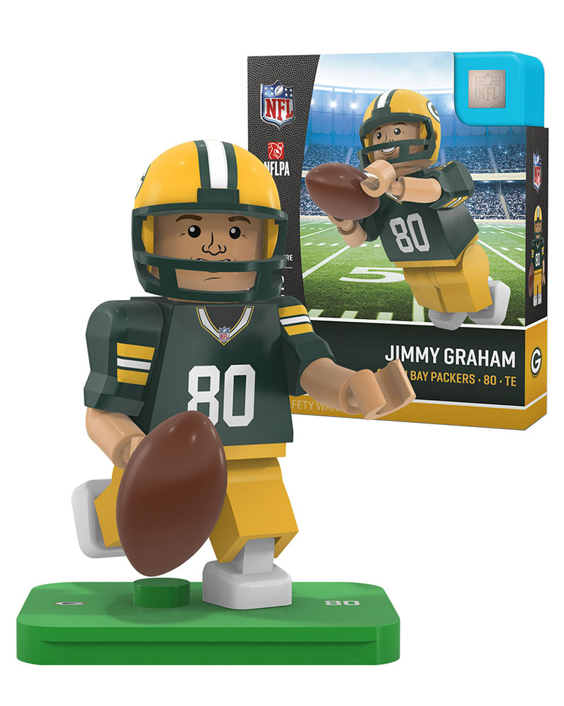 Jimmy Graham  Green Bay Packers e293c6299