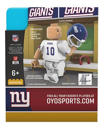 buy popular 5e09f b8bbd #10 Eli Manning New York Giants Color Rush Uniform