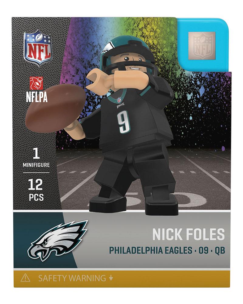 Nick Foles Color Rush   Philadelphia Eagles 55b92ea05