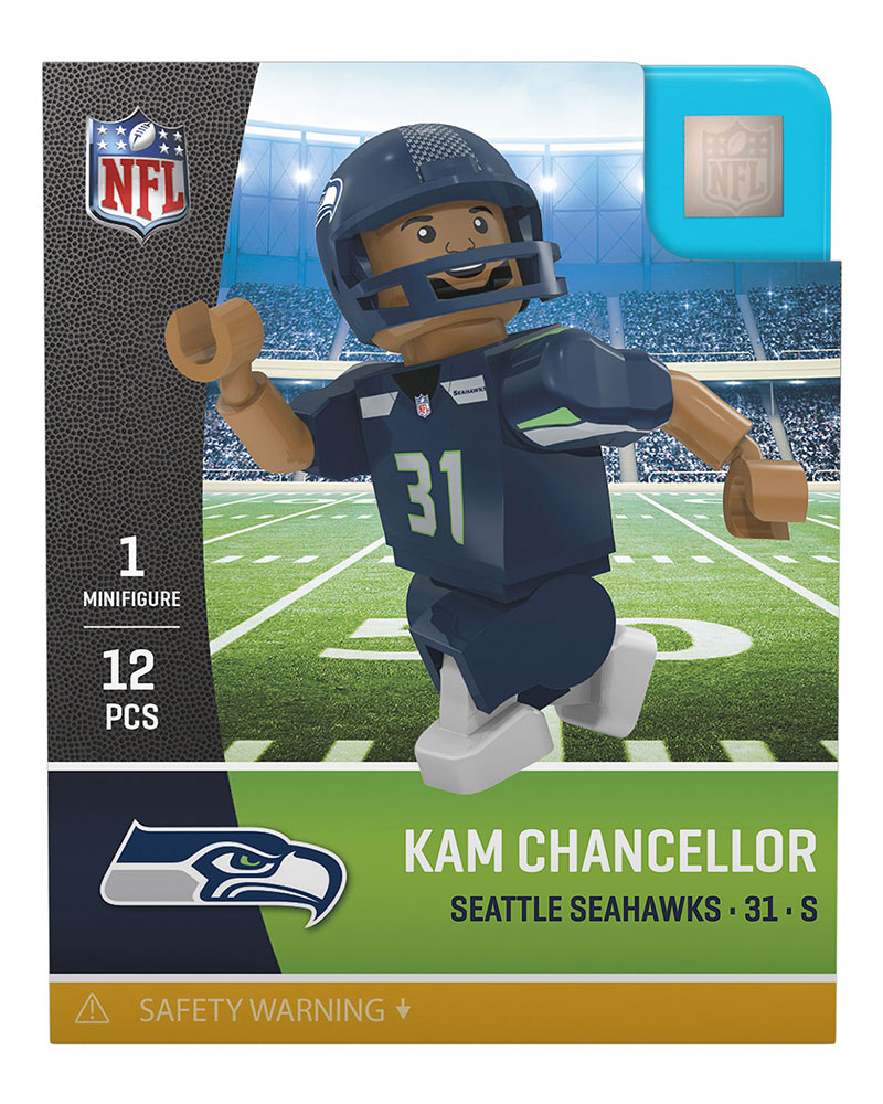Kam Chancellor  Seattle Seahawks e4d3909a6