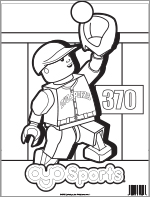 mets free coloring pages - photo#39